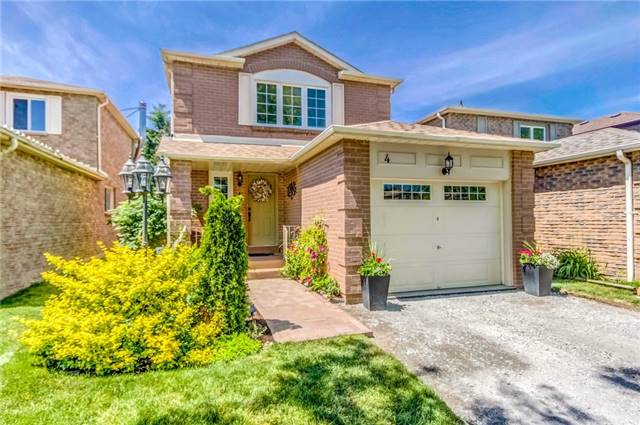 4 Fisher Cres, Ajax