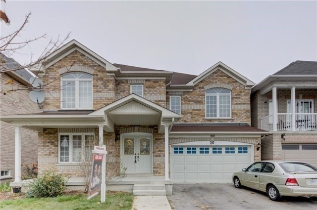 20 Sheldon Dr, Ajax