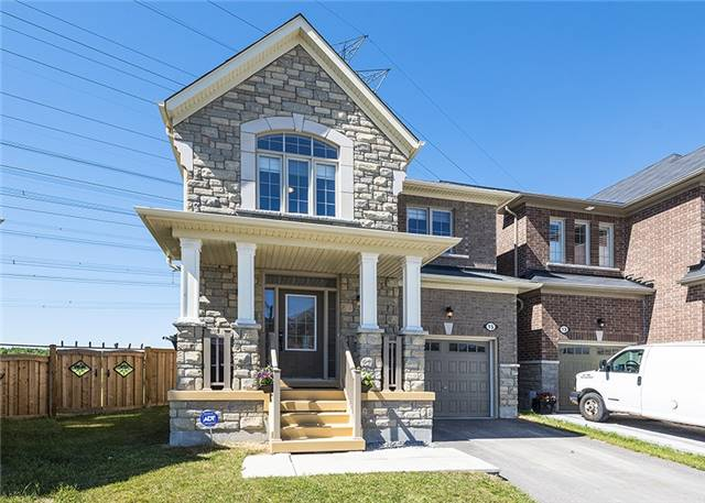 15 Stockell Cres, Ajax