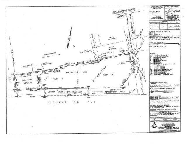 236 Rutherford Rd, Alnwick/Haldimand